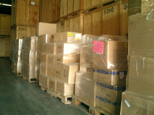 warehousing and storage in Toronto